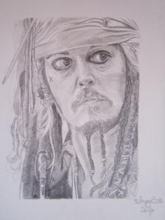Johnny Depp by fallen-angel